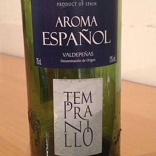 Aroma Español Tempranillo