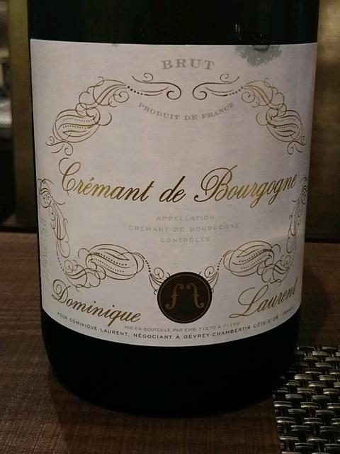 Dominique Laurent Crémant de Bourgogne Brut