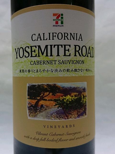 Yosemite Road Cabernet Sauvignon