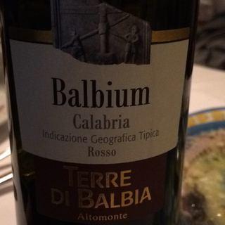 Terre di Balbia Balbium Rosso