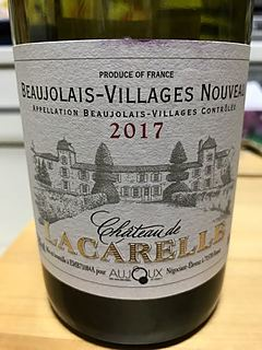Ch. de Lacarelle Beaujolais Villages Nouveau