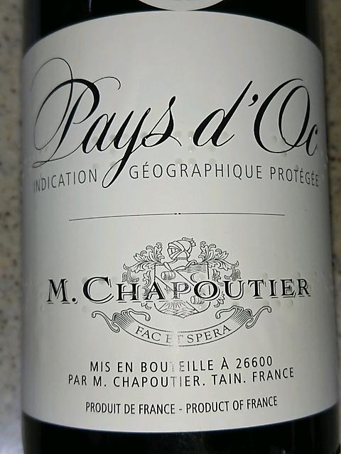M. Chapoutier Pays d'Oc Rouge
