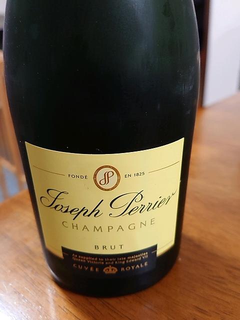 Joseph Perrier Cuvée Royale Brut(ジョセフ・ペリエ キュヴェ・ロワイヤル ブリュット)
