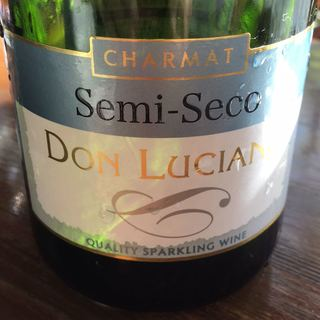 Don Luciano Charmat Semi Seco