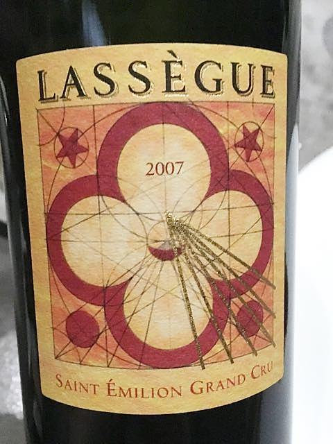 Ch. Lassègue(シャトー・ラセーグ)