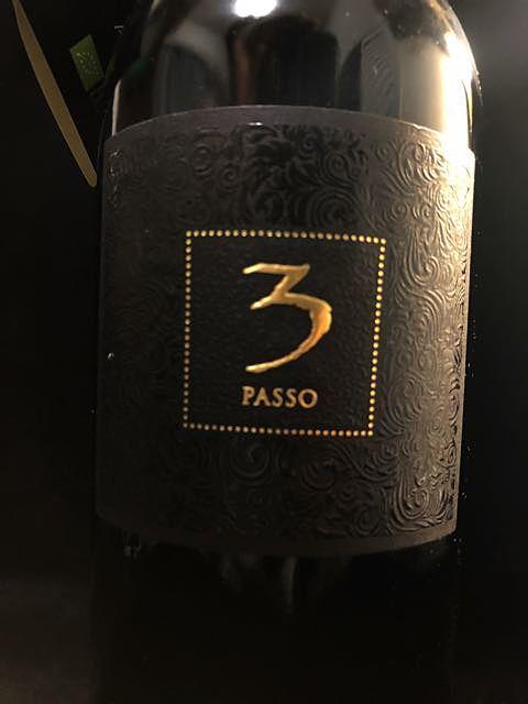 3 Passo Rosso(トレ・パッソ ロッソ)