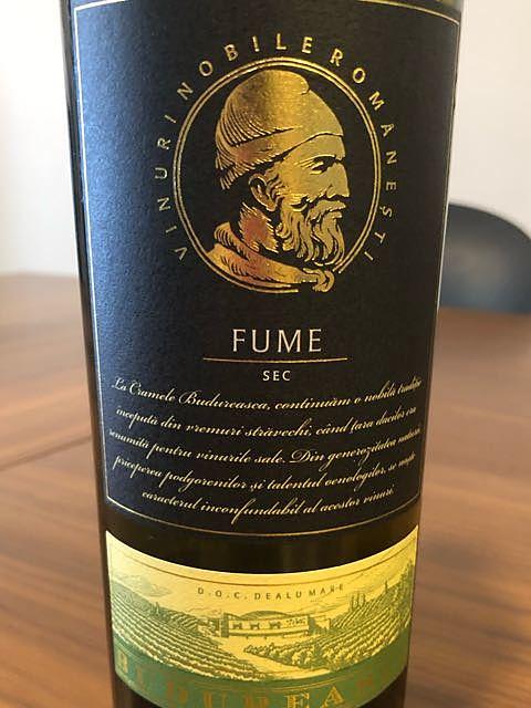 Budureasca Premium Fume Sec(ブドゥレアスカ プレミアム フュメ セック)