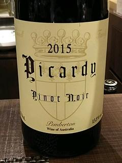 Picardy Pinot Noir(ピカーディ ピノ・ノワール)