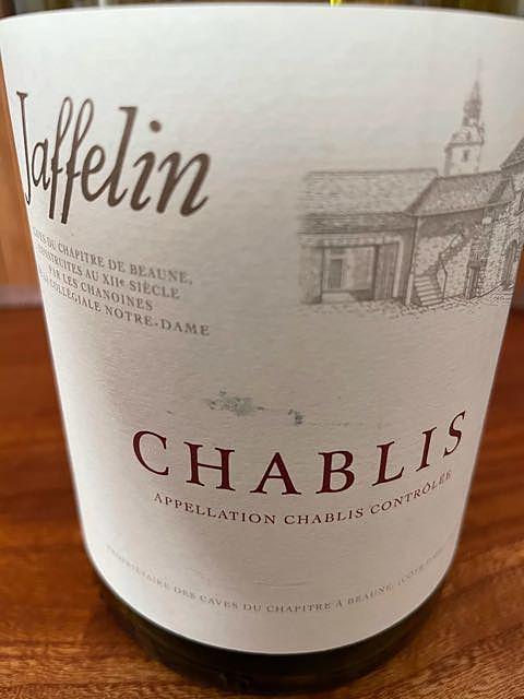 Jaffelin Chablis(ジャフラン シャブリ)