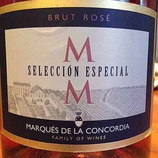 Marqués de la Concordia Selección Especial Brut Rosé
