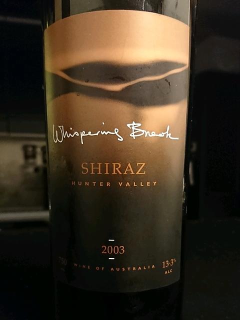 Whispering Brook Shiraz(ウィスパリング・ブルック シラーズ)
