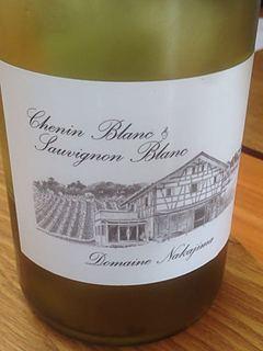 Dom. Nakajima Chenin Blanc & Sauvignon Blanc
