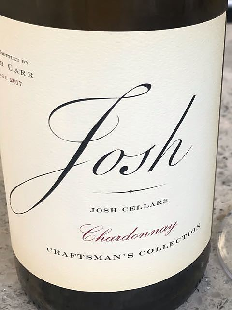 Joseph Carr Josh Cellars Chardonnay Craftsman's Collection