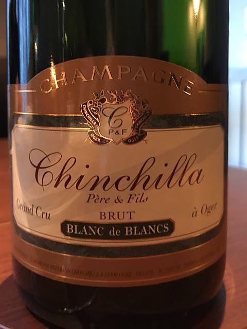 Chinchilla Blanc de Blancs Brut(シャンーラ ブラン・ド・ブラン ブリュット)