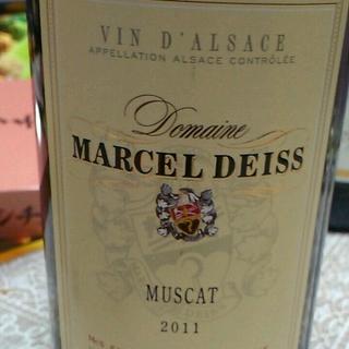 Marcel Deiss Muscat(マルセル・ダイス ミュスカ)