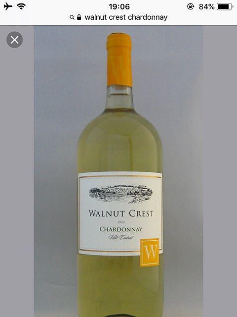 Walnut Crest Chardonnay(ウォルナット・クレスト シャルドネ)