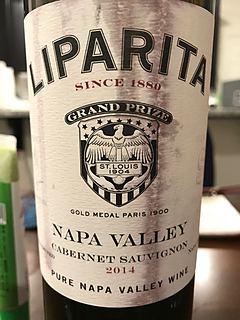 Liparita Napa Valley Cabernet Sauvignon(リパリタ ナパ・ヴァレー カベルネ・ソーヴィニヨン)