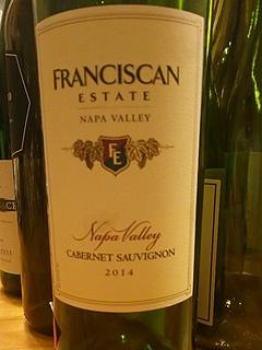 Franciscan Estate Cabernet Sauvignon(フランシスカン・エステート カベルネ・ソーヴィニヨン)