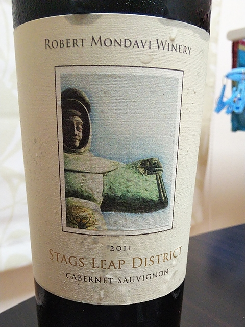 Robert Mondavi Winery Stags Leap District Cabernet Sauvignon