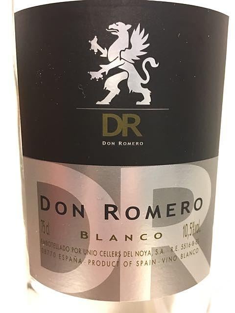 Don Romero Blanco