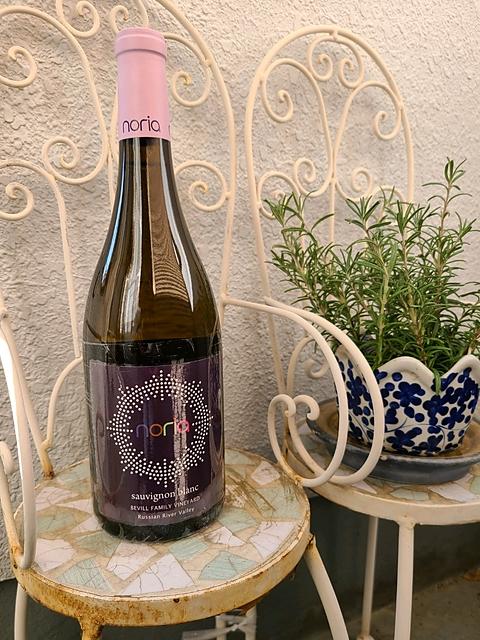 Noria Sauvignon Blanc Bevill Family Vineyard(ノリア ソーヴィニヨン・ブラン べヴィル・ファミリー・ヴィンヤード)