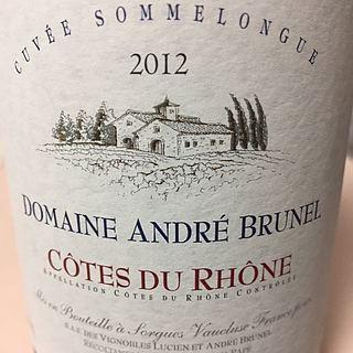 Dom. André Brunel Côtes du Rhône Cuvée Sommelongue
