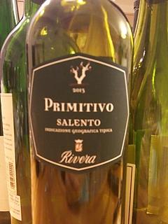 Rivera Primitivo Salento(リヴェラ プリミティーヴォ サレント)