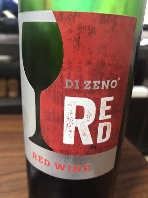 Di Zeno Red(ディゼノ レッド)