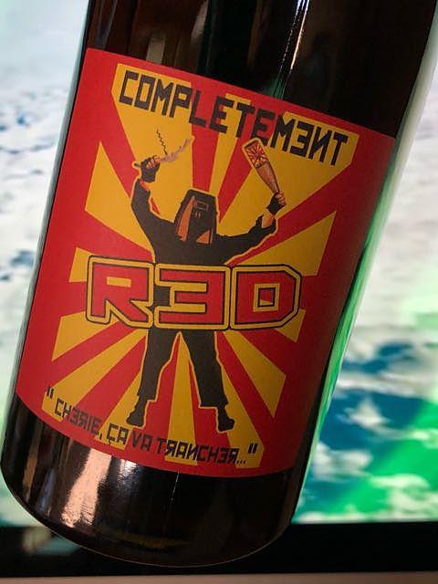Completement Red(コンプレットモン レッド)