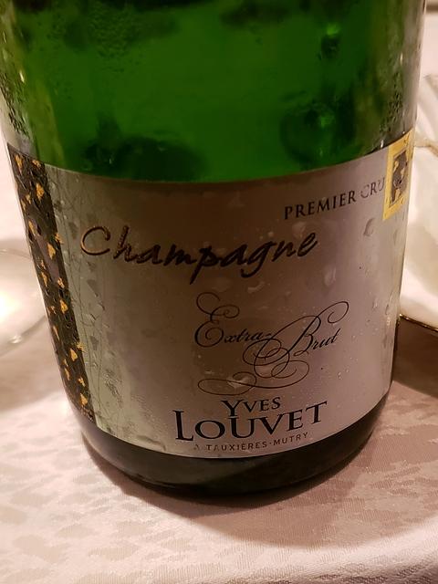 Yves Louvet Extra Brut