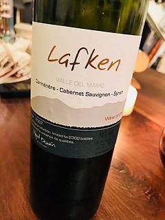 Lafken Carmenère Cabernet Sauvignon - Syrah(ラフケン カルムネール カベルネ・ソーヴィニヨン シラー)