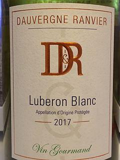 Dauvergne Ranvier Luberon Vin Gourmand Blanc