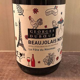 Georges Duboeuf Beaujolais Nouveau La Féte du Nouveau