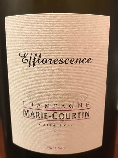 Marie Courtin Efflorescence Extra Brut