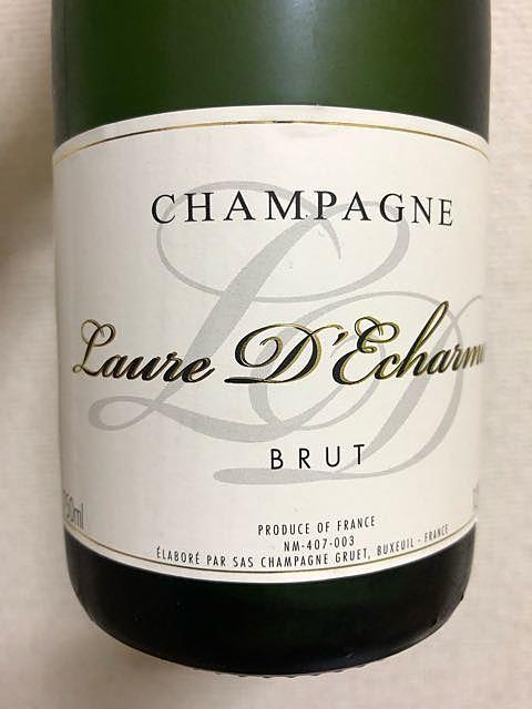 Laure d'Echarmes Brut(ローレ・デシャルム ブリュット)