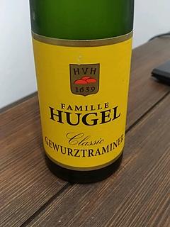 Hugel Classic Gewürztraminer(ヒューゲル クラシック ゲヴュルツトラミネール)
