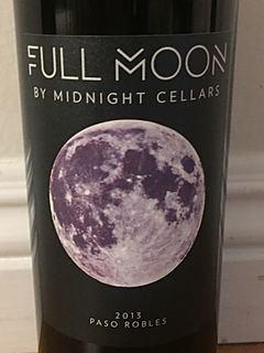 Full Moon by Midnight Cellars Red(フル・ムーン・バイ・ミッドナイト・セラーズ レッド)