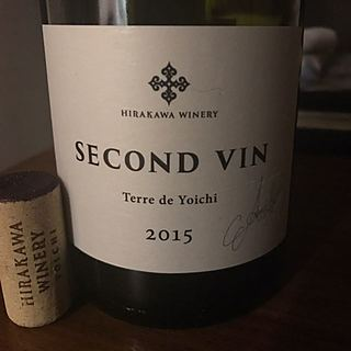 Hirakawa Winery Second Vin Terre de Yoichi 赤