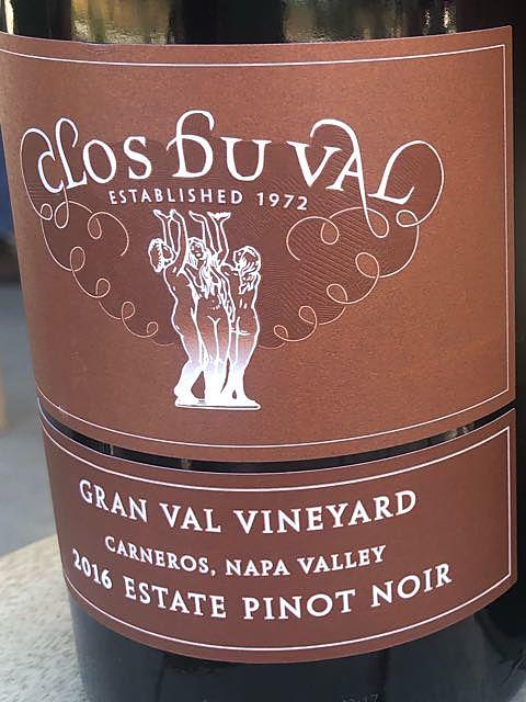 Clos Du Val Estate Pinot Noir