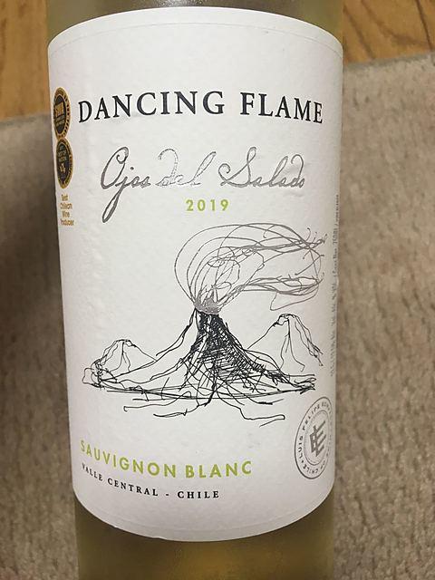 Dancing Flame Sauvignon Blanc(ダンシング・フレイム ソーヴィニヨン・ブラン)