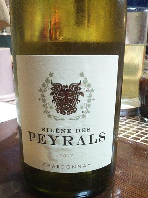Silène des Peyrals Chardonnay(シレーヌ・デ・ペラル シャルドネ)