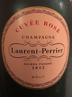 Laurent Perrier Cuvée Rosé(ローラン・ペリエ キュヴェ・ロゼ)