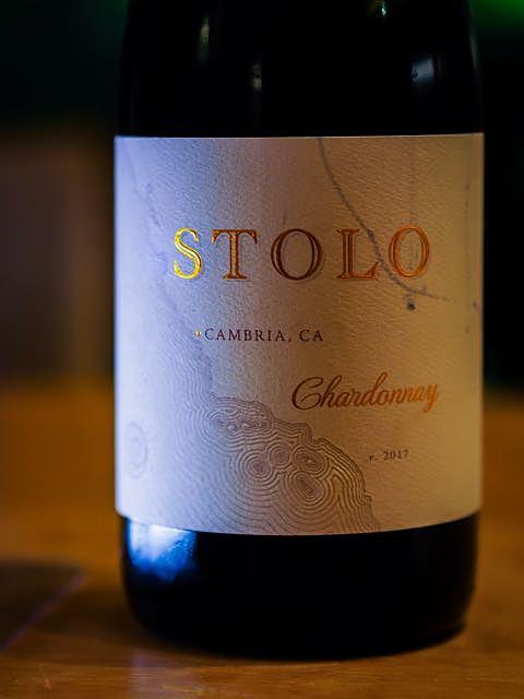 Stolo Estate Chardonnay(ストロ エステート シャルドネ)