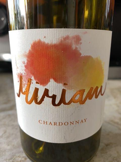 Miriam Chardonnay