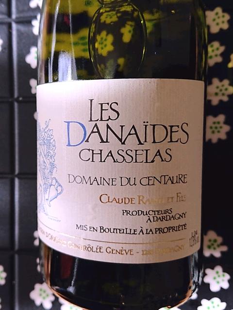 Dom. du Centaure Les Danaïdes Chasselas