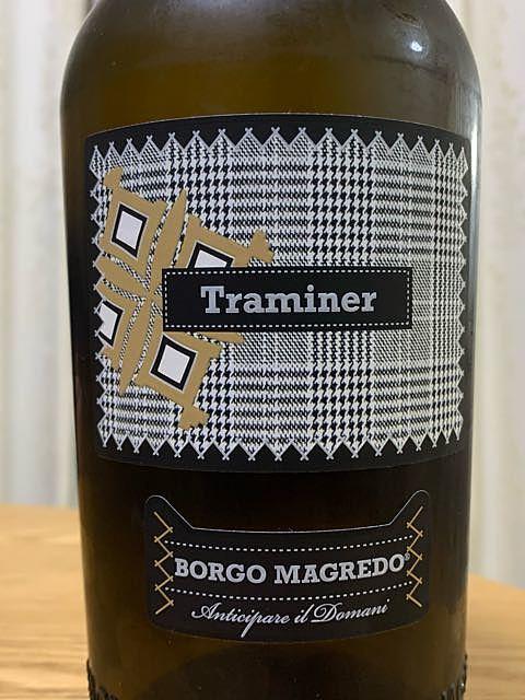 Borgo Magredo Traminer(ボルゴ・マグレード トラミネル)