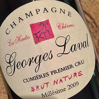 Georges Laval Les Hautes Chèvres Brut Nature
