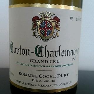 Dom. Coche Dury Corton Charlemagne Grand Cru