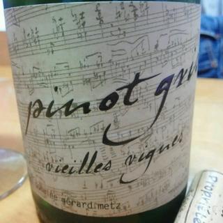 Gérard Metz Pinot Gris Vieilles Vignes