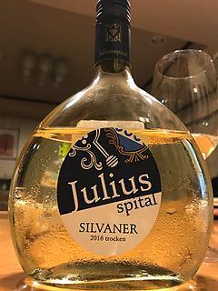 Juliusspital Silvaner trocken(ユリウスシュピタール シルヴァーナー トロッケン)